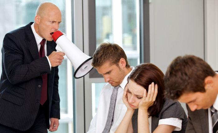 10 Фраз, которые нельзя говорить своему боссу