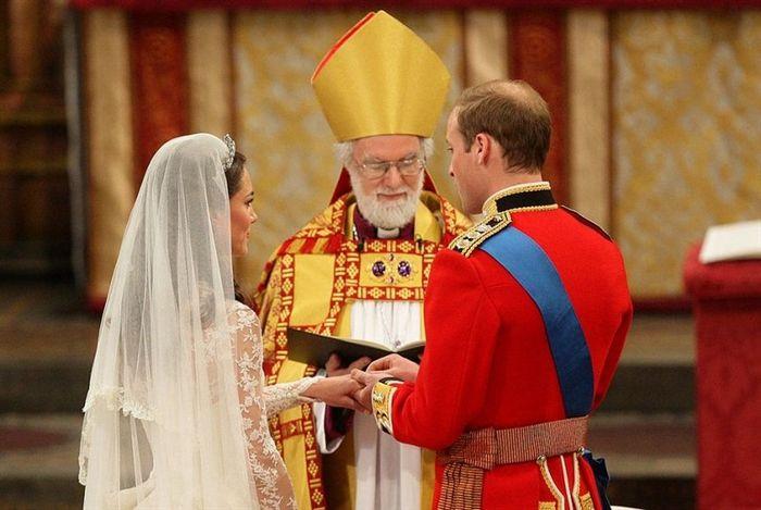 10 Интересных фактов о свадьбе века принца уильяма и кейт миддлтон
