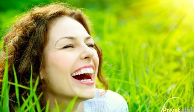 11 Веских причин улыбаться