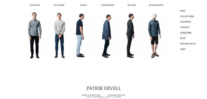 15 Элегантных сайтов интернет-магазинов для одежды и аксессуаров