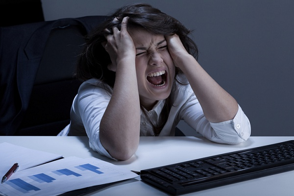 6 Признаков, что ваша работа медленно убивает