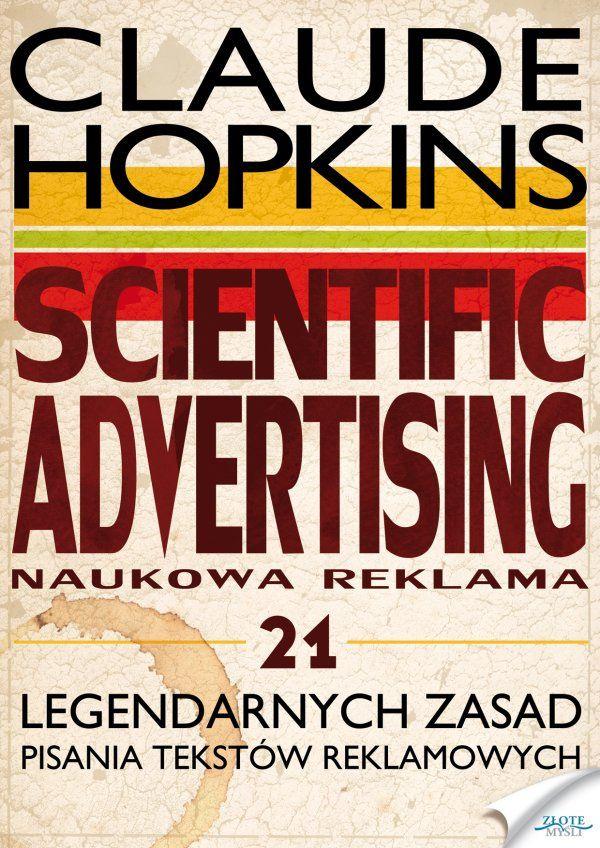 8 Уроков от клода хопкинса — «отца» маркетинга