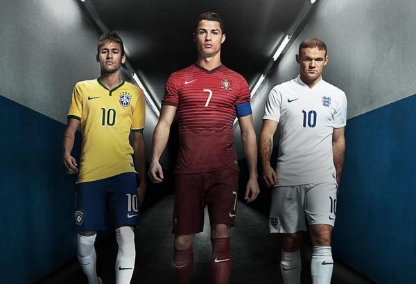 Чемпионат мира по футболу 2014: 8 лучших рекламных кампаний!