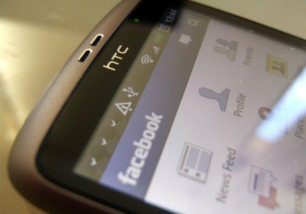 Cмартфон + facebook = новый облик веб-маркетинга