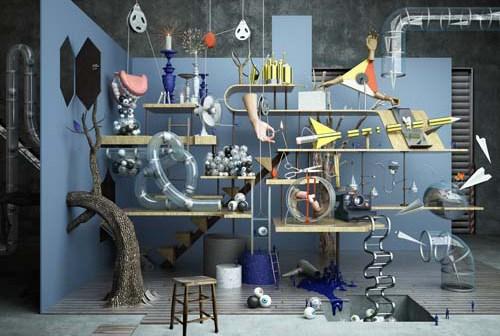 «Fake drawers» – истинное искусство