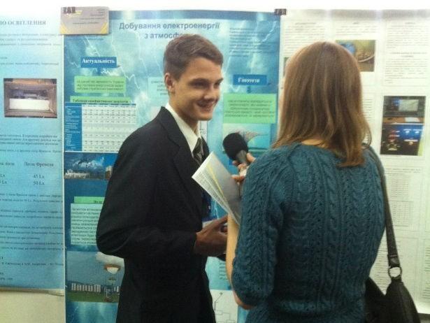 Гениальное изобретение украинского школьника произвело фурор в сша