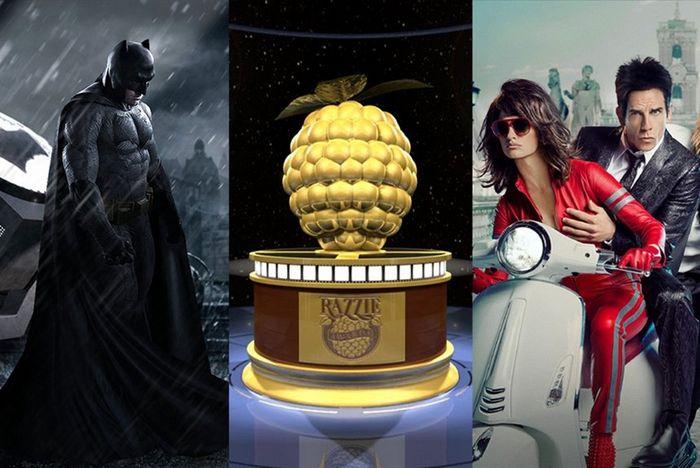 Худшие достижения в области кино: кто и за что получил премию «золотая малина 2017»