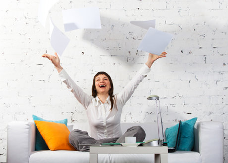 Как перестать думать о работе дома?