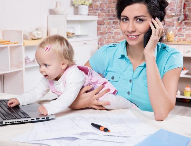 Как работающей маме жить без чувства вины