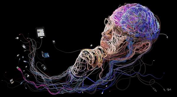 Как смартфоны меняют нашу нервную систему?