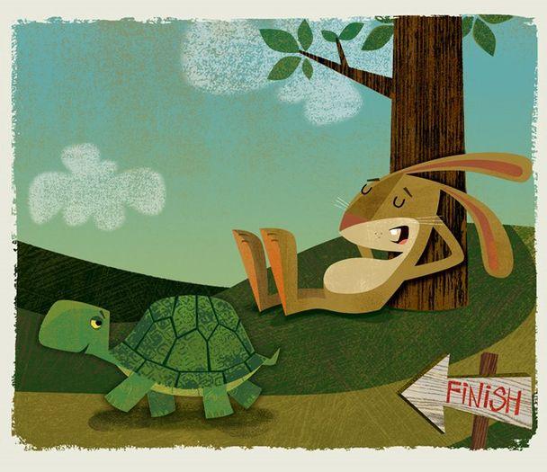 Как стать единорогом, обогнавшим черепаху (и зайца)?