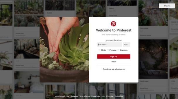 Как улучшить онбординг: кейс от pinterest