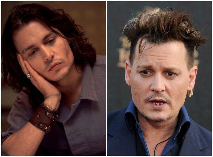 Красавчики-актеры, которыми мы восхищались: тогда и сейчас (фото)