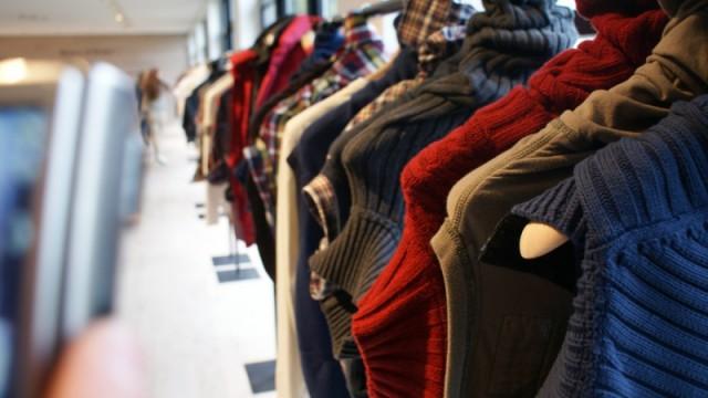 Логистика магазина одежды