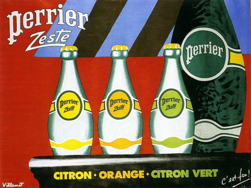 Маркетинговая кампания perrier, убедившая американцев платить за воду