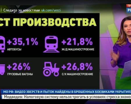 Медведев оценил состояние экономики