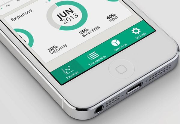 Мобильный ux: навигация внизу экрана