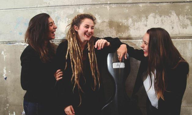 Молодые француженки из группы l.e.j покоряют мир: видео