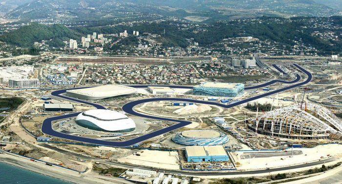 Названа окончательная стоимость олимпиады в сочи