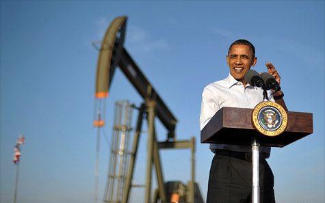 Обама снял 40-летний запрет на экспорт нефти из сша