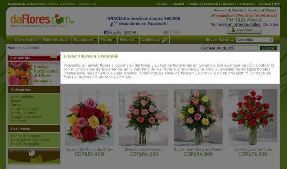 Оптимизация конверсии в ecommerce: 2 теста для сервиса доставки цветов