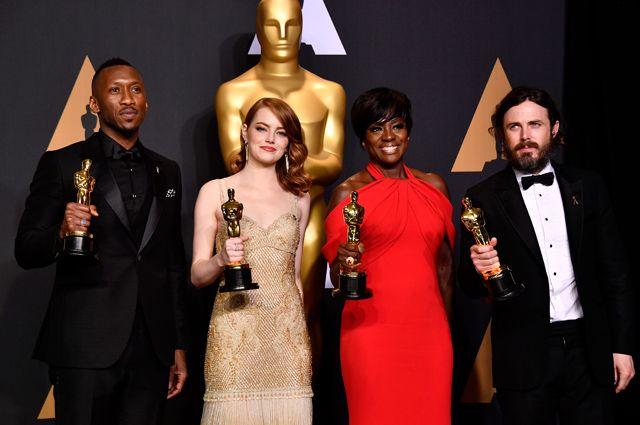 «Оскар 2017»: полный список победителей и скандал на церемонии