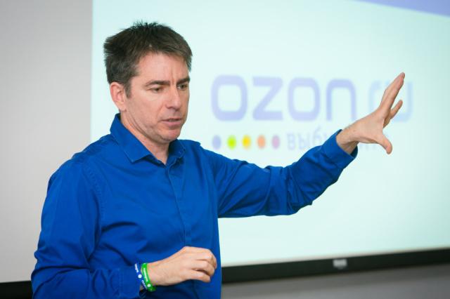 Ozon: няня вместо мамы