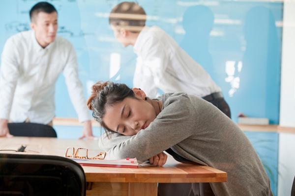 Почему вы отлыниваете от работы?