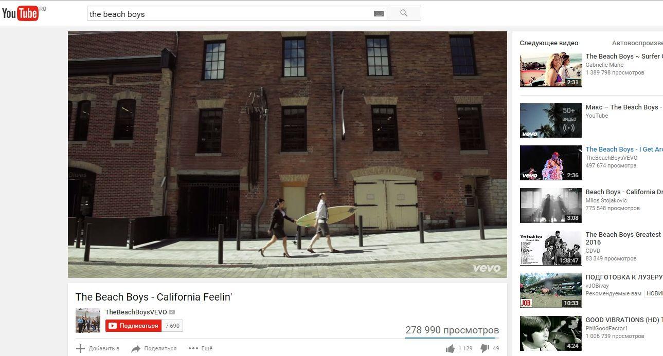 Похоже youtube изменил то, как мы слушаем музыку