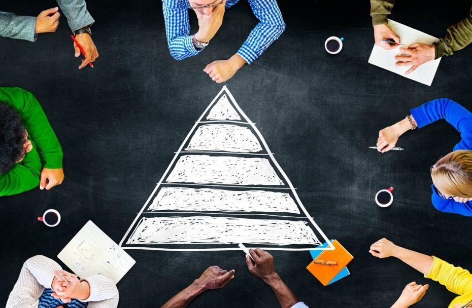 Поворотная пирамида: способ вывести стартап на новый уровень
