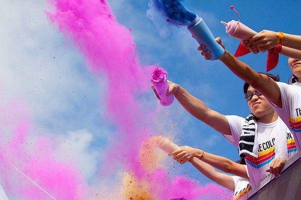 Психология цвета, или почему не бывает электродрелей с фиолетовыми рукоятками?