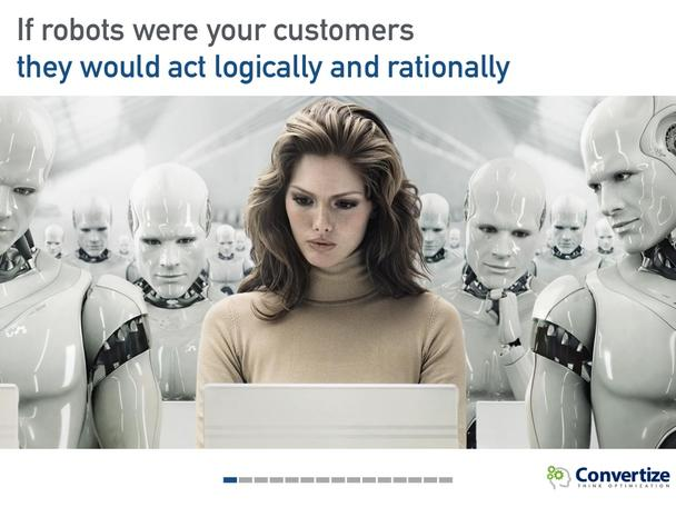 Психология роботов и ее место в продажах