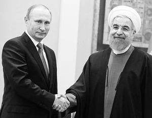 Путин обещал ирану кредит в 5 млрд долларов