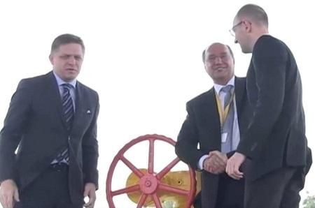Россия и украина согласовали газовый вопрос
