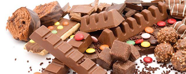 Россию ждет падение производства шоколадных изделий
