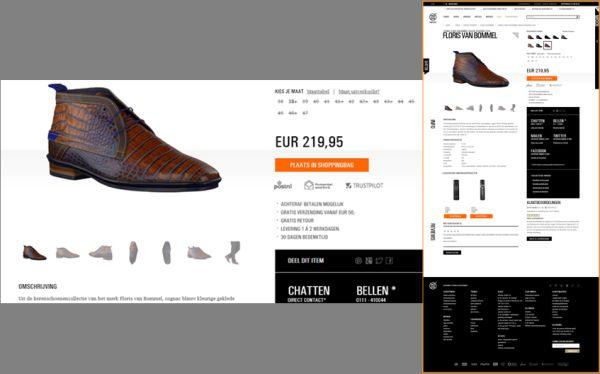 Сплит-тест: текст vs иконки на товарном лендинге интернет-магазина