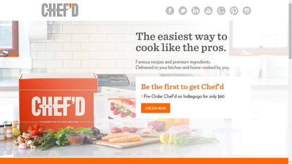 Стартап chef'd: станьте шеф-поваром на собственной кухне