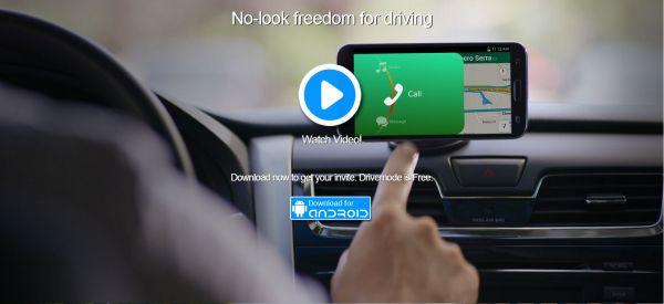 Стартап drivemode: безопасное использование смартфона за рулем