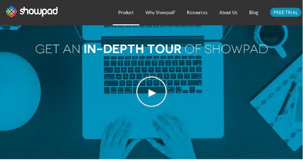 Стартап showpad: управление маркетингом и продажами
