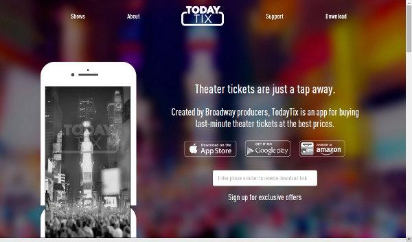 Стартап todaytix: билеты на все мюзиклы бродвея через мобильное приложение