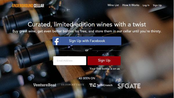 Стартап underground cellar: «королевский» опыт для любителей вина