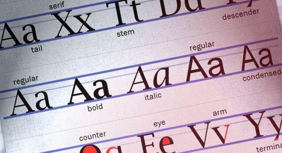 Типографика от а до я
