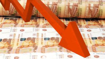В падении рубля виноваты спекулянты
