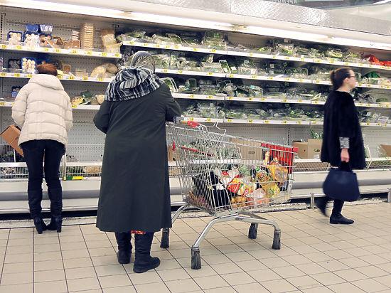В россии назвали самые подорожавшие в декабре товары