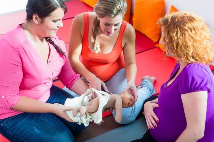 Виды курсов для беременных или что требуется для подготовки к родам