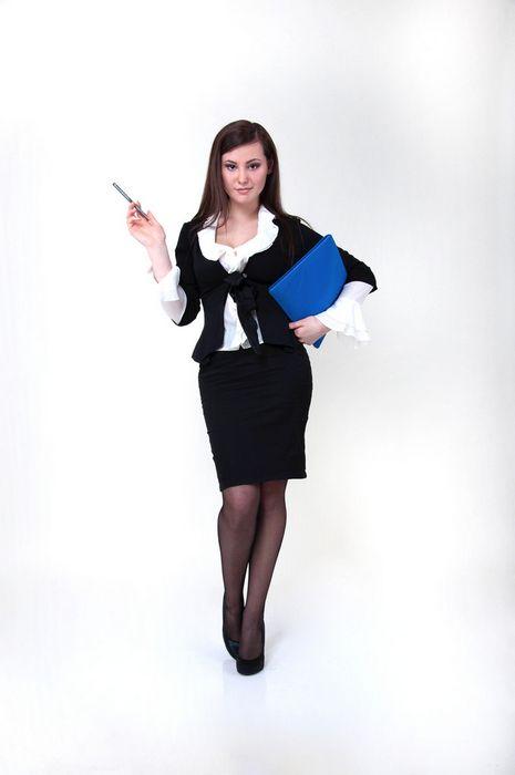 Женщина руководитель