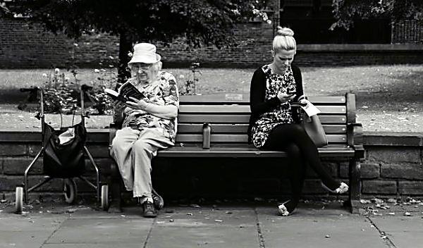 Зомбификация или почему мы не отрываемся от телефонов?